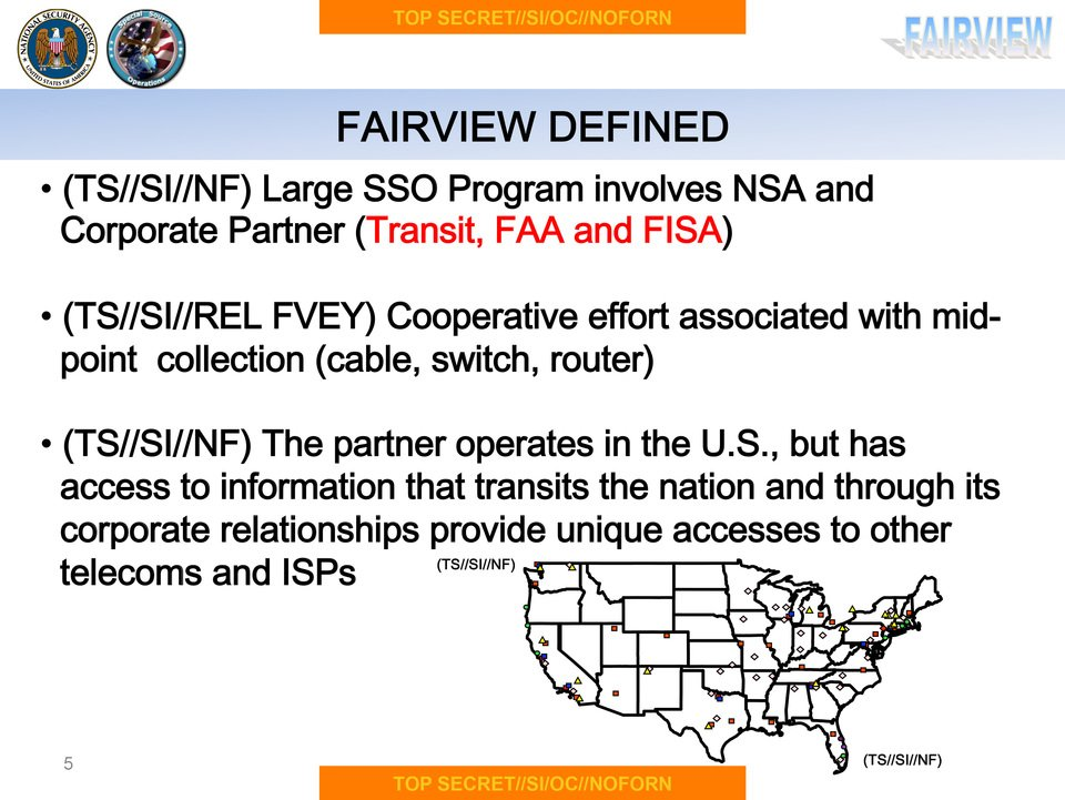 A Trail Of Evidence Leading To Atts Partnership With The Nsa