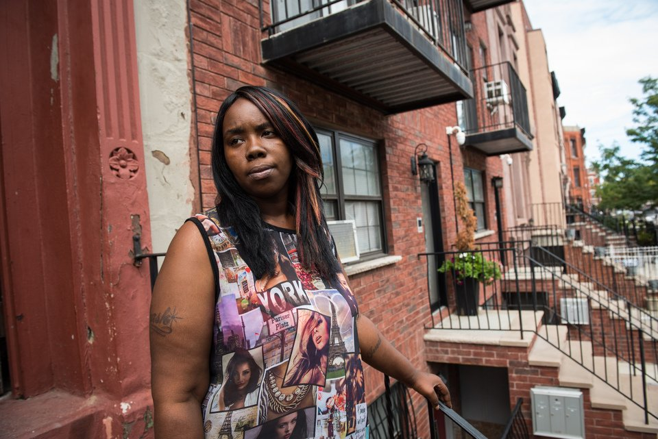 The NYPD Is Kicking People Out of Their Homes, Even if They