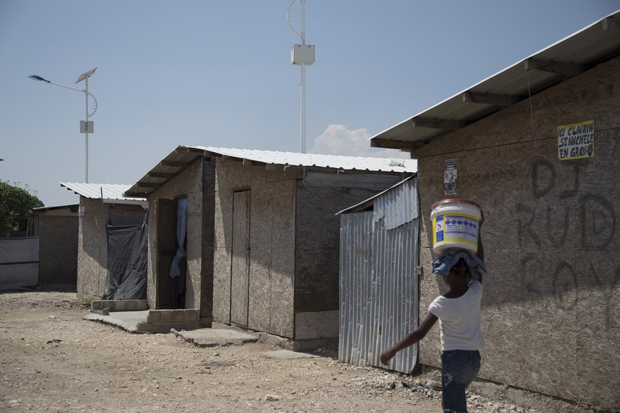 How the Red Cross Raised Half a Billion Dollars for Haiti and Built Six Homes ProPublica