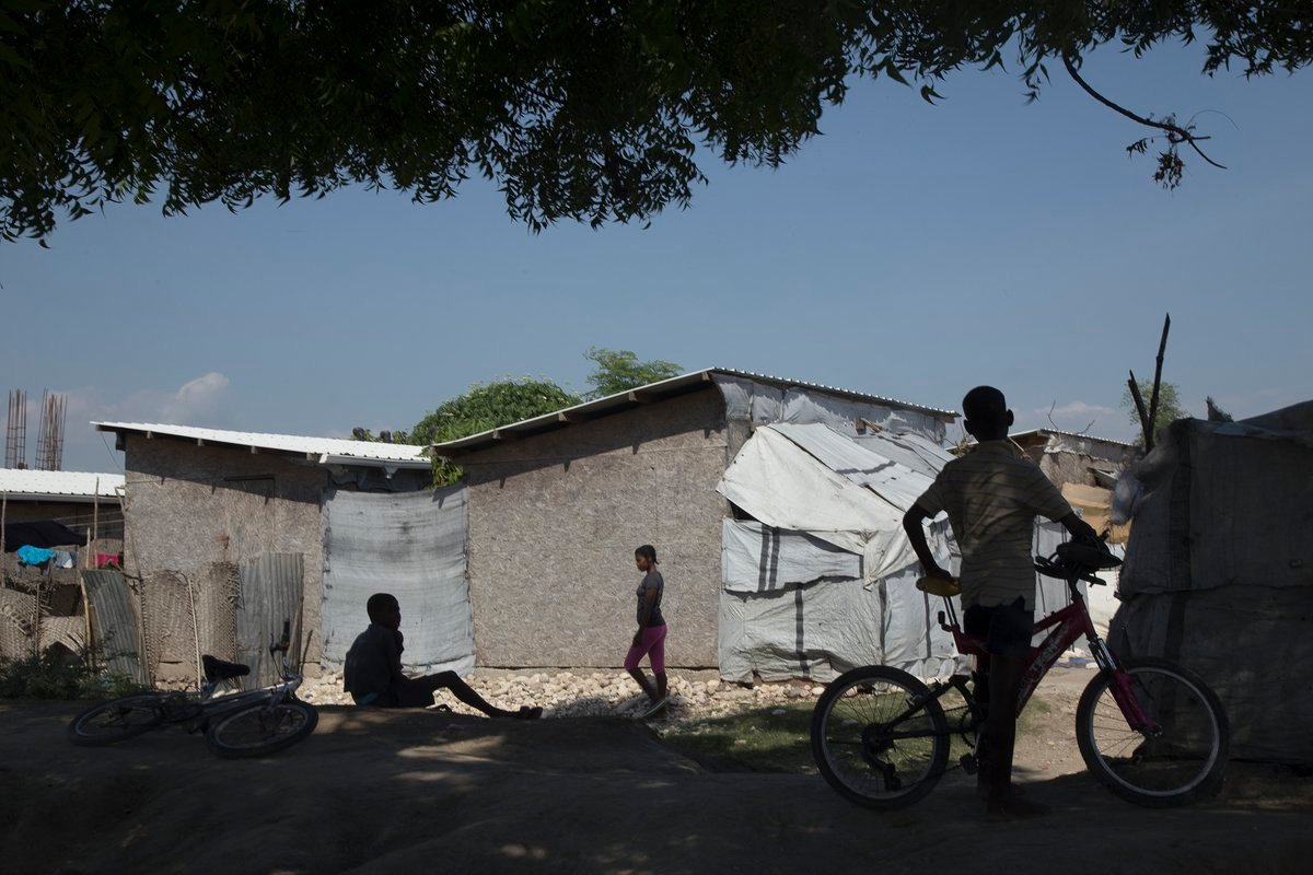 HAITI, DEVELOPMENT: Red Cross Built Exactly 6 Homes For Haiti With Nearly Half A Billion Dollars In Donations