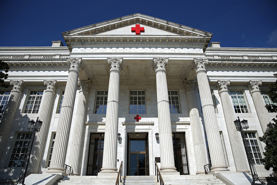 The Corporate Takeover of the Red Cross — ProPublica