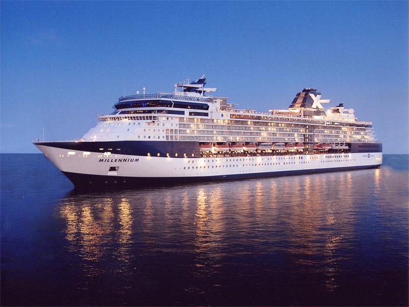 Cruise Control Celebrity Silhouette