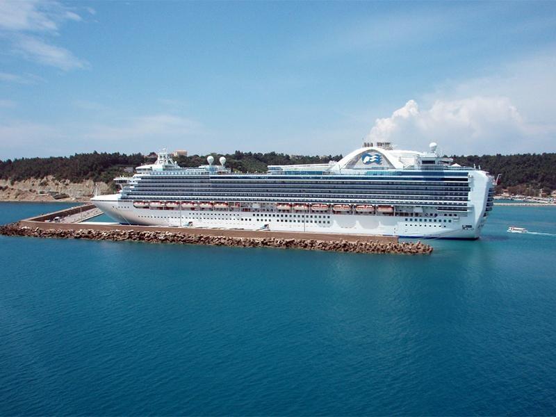 Cruise Control Caribbean Princess