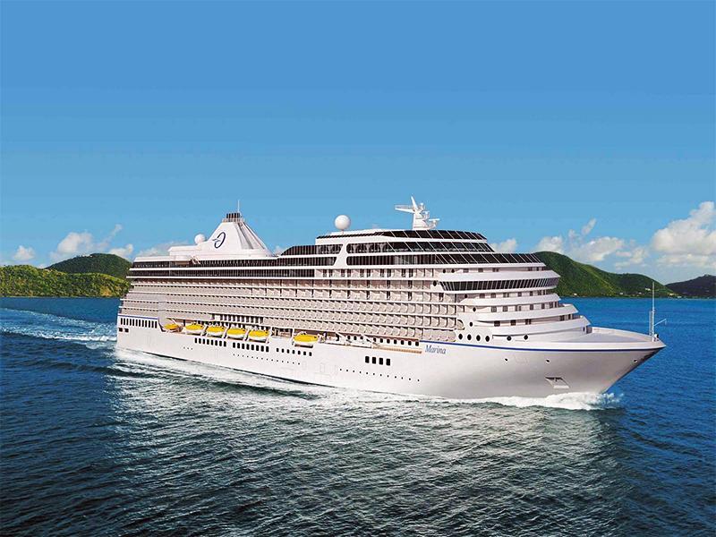 Cruise Control Marina - Cruise ship facilities and amenities