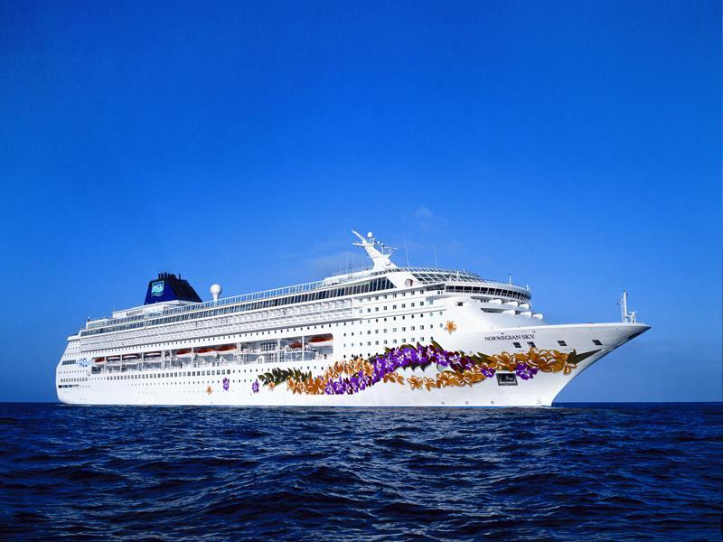 Cruise Control Norwegian Gem