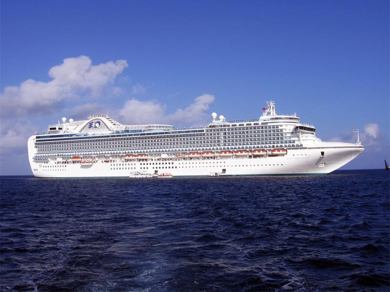 Cruise Control Ruby Princess